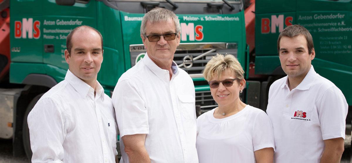 Familie Gebendorfer