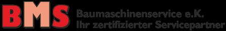 Baumaschinen Ingolstadt – BMS Baumaschinenservice e. K.